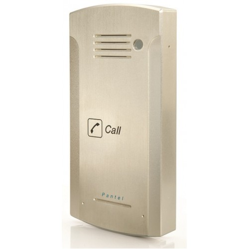 North Supply Voip Pantel Ip Door Entry 29995 Single Call Button
